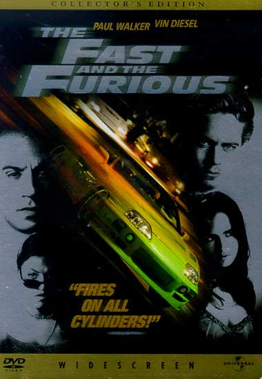 The fast and the furious!