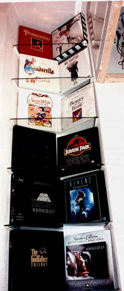 Laserdisc boxes